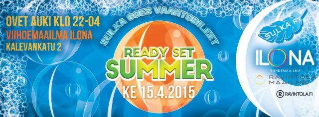 Ready Set SUMMER / SULKA RY